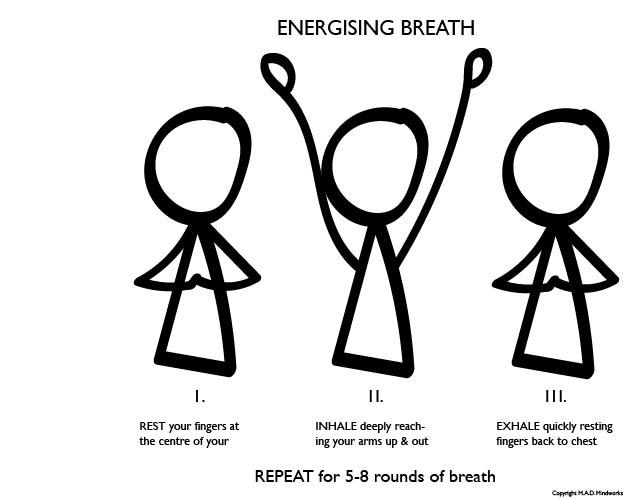 Energising Breath